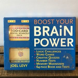 Other - Game Boost Your Brain Power